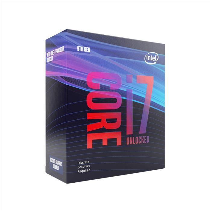 インテル Intel Core i7-9700KF 3.6 GHz 12MB キャッシュ 8コア/8スレッド MM999DLA Core i7-9700KF LGA1151 Intel INT-BX80684I79700KF