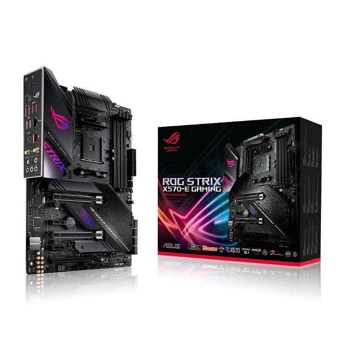 【沖縄・離島配送不可】デスクトップ マザーボード ROG STRIX X570-E GAMING エイスース ASUSTeK COMPUTER ASU-ROG/STRIX/X570-E/GAMING