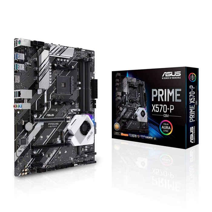 【沖縄・離島配送不可】デスクトップ マザーボード PRIME X570-P/CSM エイスース ASUSTeK COMPUTER ASU-PRIME/X570-P/CSM