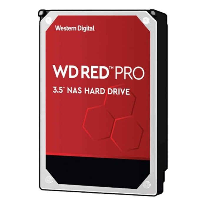 【沖縄・離島配送不可】内蔵ハードディスクドライブ WD Red Proシリーズ NAS向け SATA 6Gb/s 256MB 12TB 7,200rpm class 3.5inch AF対応 Western Digital WDC-WD121KFBX-R