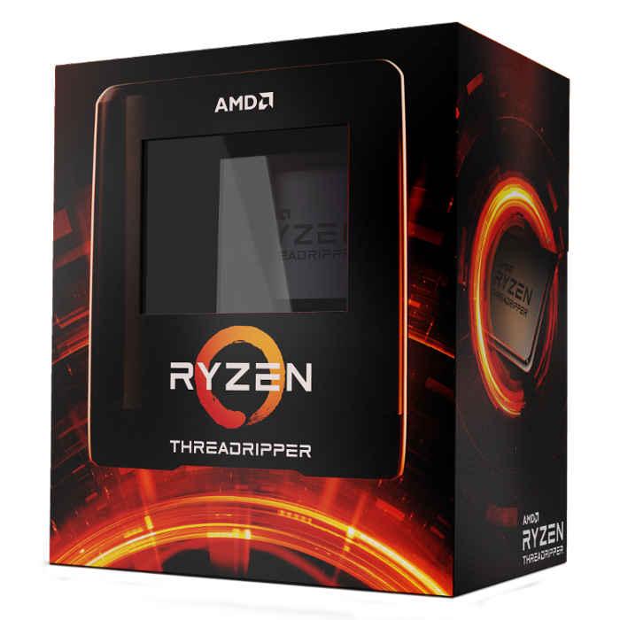 【沖縄・離島配送不可】CPU AMD製 Ryzen Threadripper 3960X AMD 100-100000010WOF