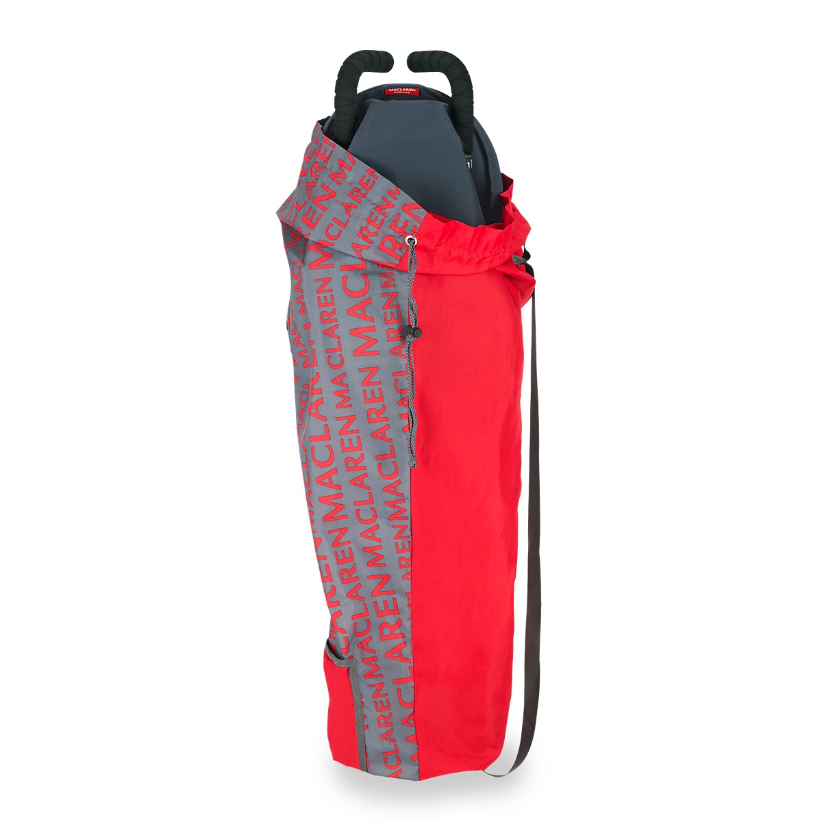 オーバーのアイテム取扱☆ 軽量ストレージバッグ Maclaren Lightweight Stroller Storage Bag Charcoal Cardinal マクラーレン チャコール ベビーカー ストローラー ストレージバッグ 新作からSALEアイテム等お得な商品満載 カーディナル バギー