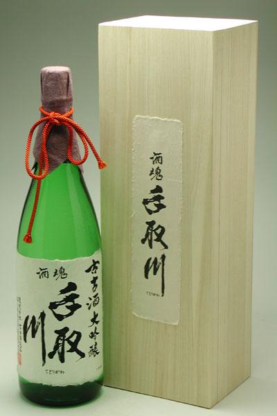 限定酒 手取川 古々酒大吟醸 1800ml