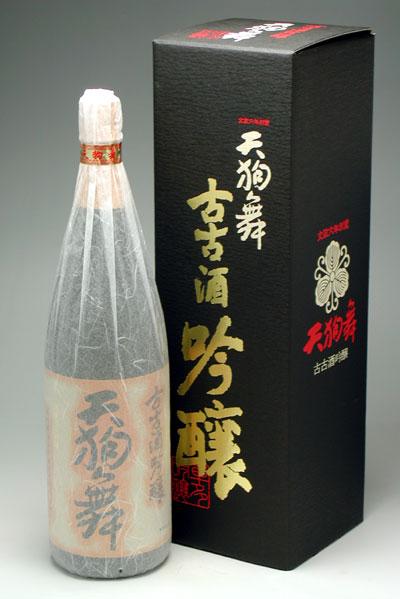 天狗舞 古々酒純米大吟醸 1800ml