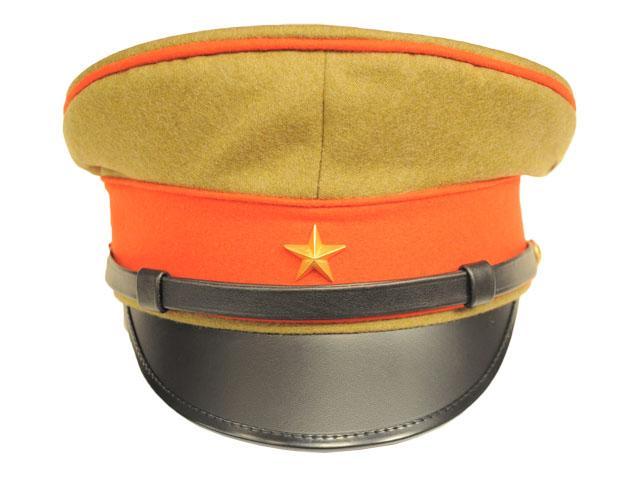 旧日本陸軍 将校用制帽 59cm