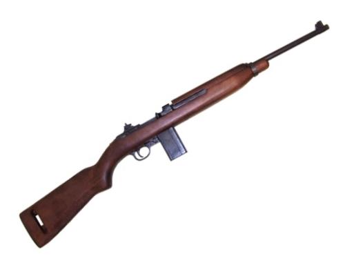 M1カービン銃 ウィンチェスター 【モデルガン】◆撮影用 演劇用 舞台用 小道具 装飾銃 西部劇 三銃士 海賊