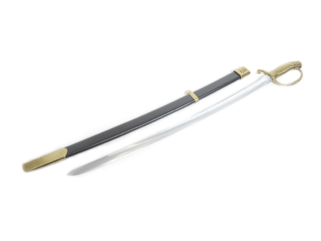 聖ゲオルギオスサーベル(ロシア 1913年)◆西洋刀剣 召喚されてきた刀剣・銃