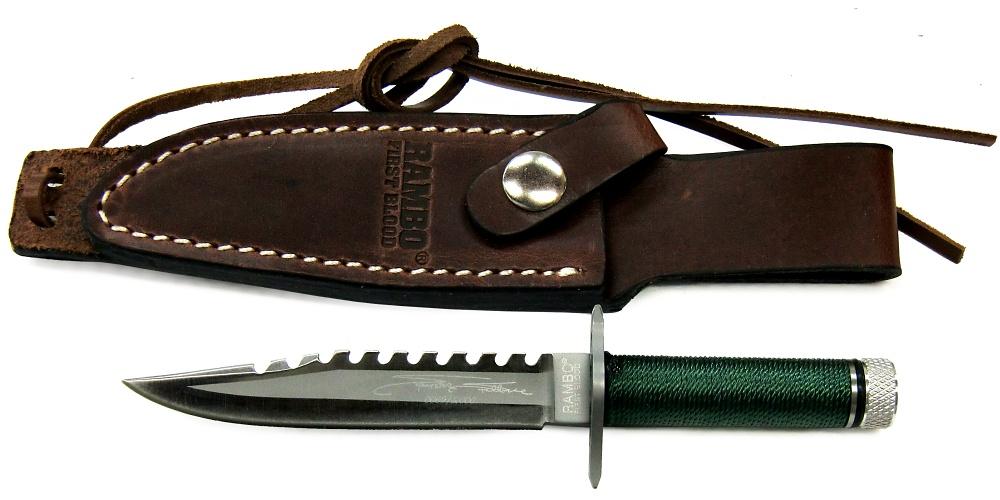 【コレクションナイフ】ミニチュアランボー1(ランボー ファーストブラッド)ナイフ 限定品◆サバイバル コレクション キャンプ アウトドア 刃物