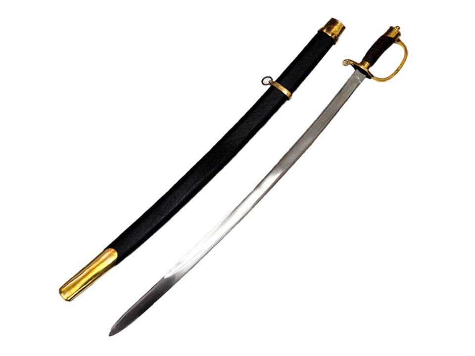1881年式竜騎兵サーベル【数量限定入荷】ロシア 軍刀 コサック シャーシュカ レア西洋刀剣