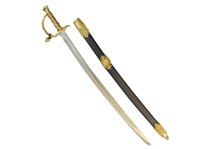 ブラック・ベアード(エドワード・ティーチ)海賊サーベル 黒ひげ◆西洋刀剣 西洋剣 召喚されてきた刀剣・銃