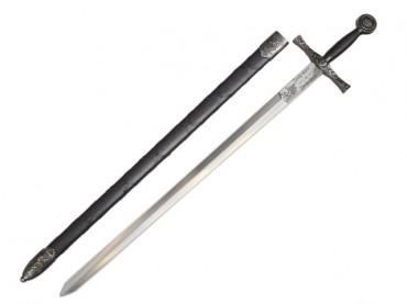 円卓の騎士 NEWエクスカリバー シルバー◆アーサー・ペンドラゴン 聖剣 西洋刀剣 召喚されてきた刀剣・銃