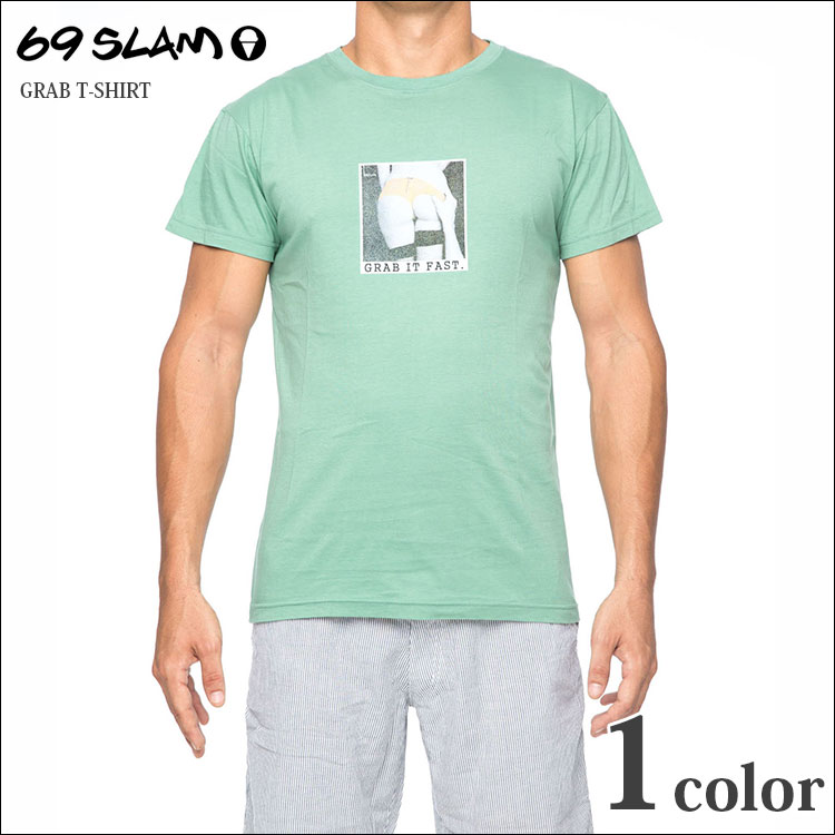 a64de9b2181d8b 69 SLAM rock slam men s T shirts fashion comfort material boyfriend! GRAB men  underwear fashionable comfortable fashionable pattern 69 slam