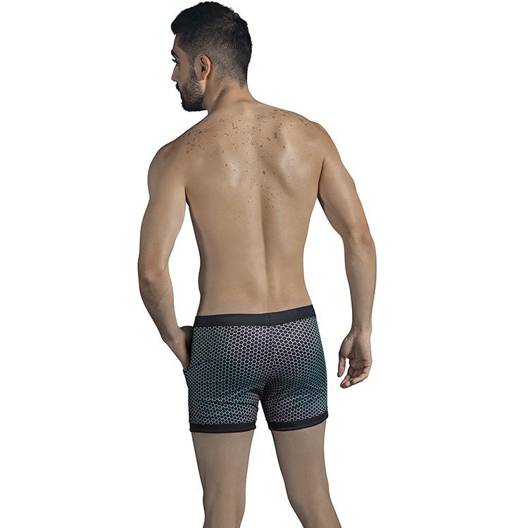 CLEVER聪明泳装人Ref,0626 Honey Swimsuit Trunk滚柱是泳装游泳衣人游泳衣名牌男朋友礼物CLEVER