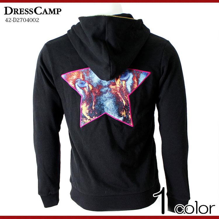 DRESS CAMP Dress Camping Parka PARKA 42 D2704002 Men Spring Clothes
