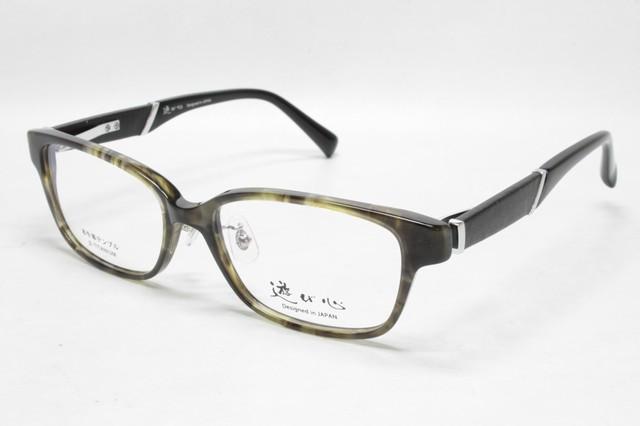 メガネ用度付きレンズ無料 遊び心 AB 5005 Col.3