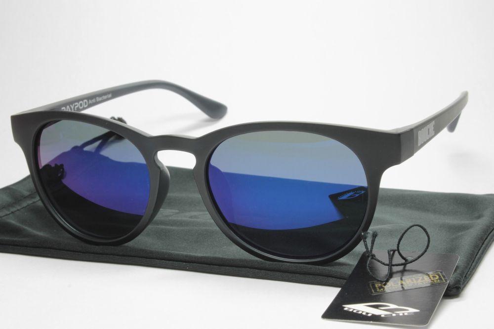 サーフィン フィッシング BOUCHE ブーシュ BLUMIR RAYPOD 高品質 偏光サングラス MATBLK 期間限定特別価格