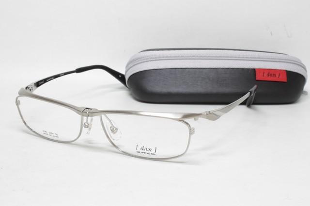 メガネ用度付きレンズ無料 Dun ドゥアン DUN 2054 WPM 17