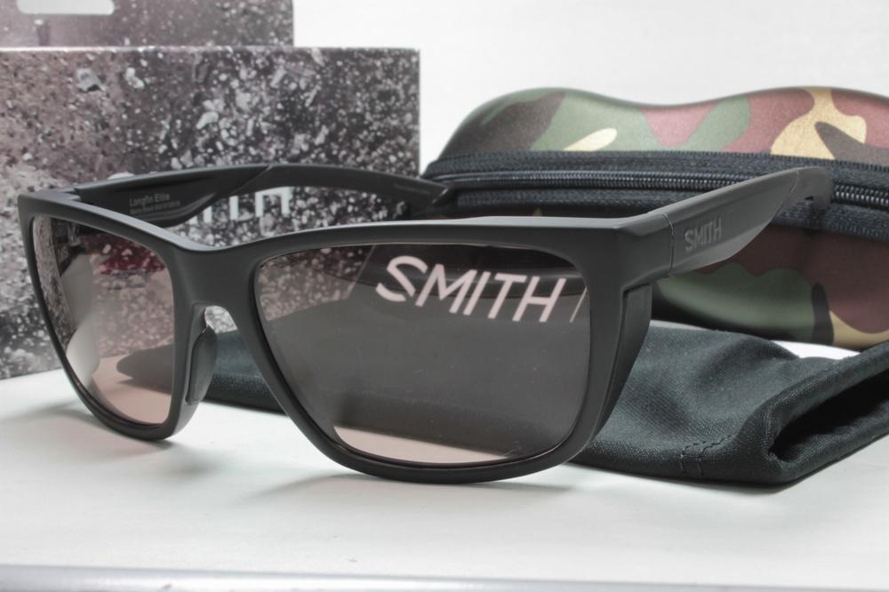 スミス サングラス カスタム偏光 SMITH ELITE LONGFIN Black ロングフィン/ COMBEX Polawing SPX05 CR 6C HM