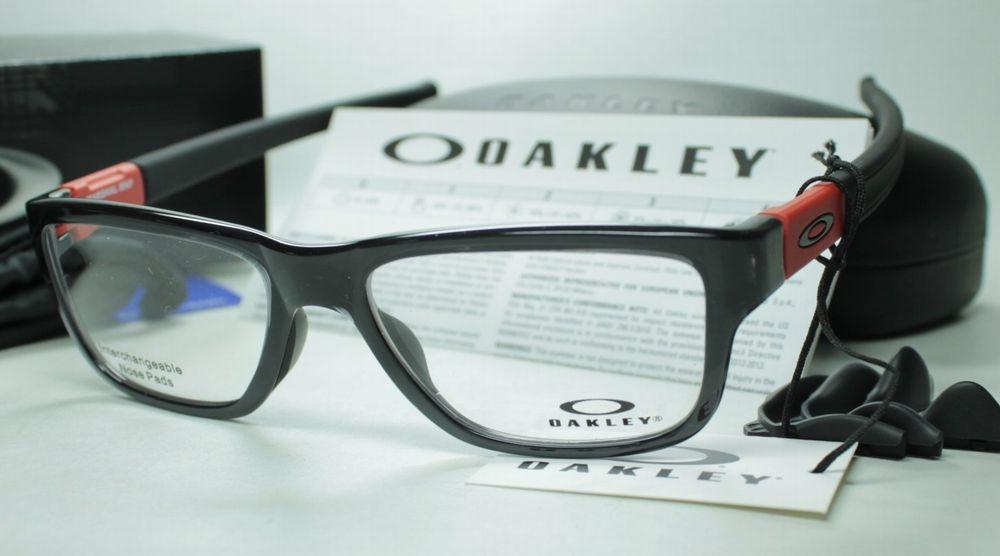 メガネ用度付きレンズ無料 OAKLEY オークリー フレーム 0OX8091 MARSHAL MNP 809103 POLISHED BLACK INK