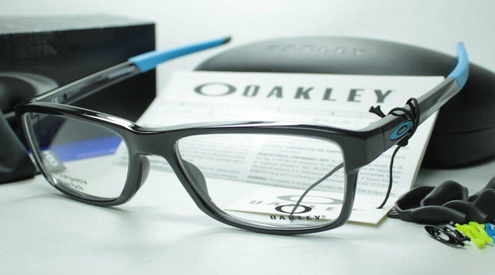 メガネ用度付きレンズ無料 OAKLEY オークリー フレーム 0OX8089 CHAMFER MNP 808902 POLISHED BLACK INK
