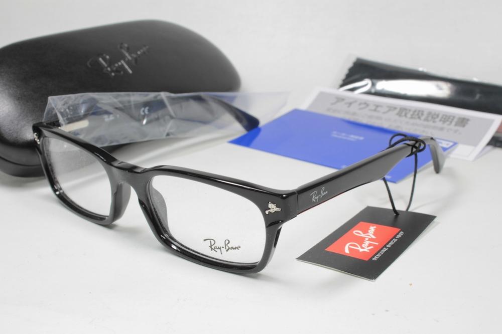 メガネ用度付きレンズ無料 Ray-Ban レイバン フレーム RAYBAN RX5017A 2000 52