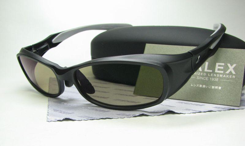 ZEAL OPTICS ジールオプティクス 偏光サングラス TALEXレンズ CAVARO カヴァロ F 1200 ブラック/グレー トゥルービュースポーツ TVS