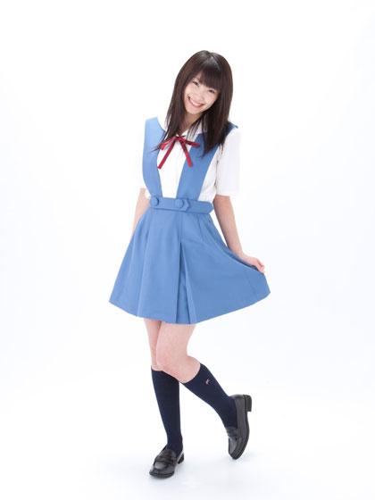 【送料無料】綾波レイ 第3新東京市立第壱中学校女子制服