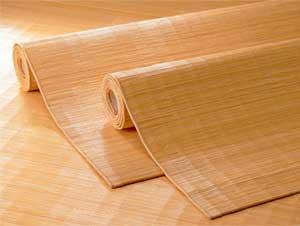 【お買い物マラソン 1月】籐敷物 トラジャ39穴 ラグサイズ 200cm×200cm