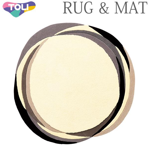 東リ ラグ TOR3809 150cm×150cm 円形