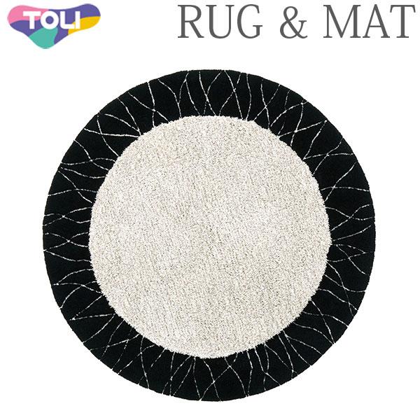 東リ ラグ TOR3813 150cm×150cm 円形