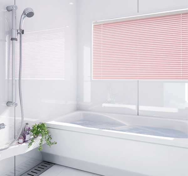 ブラインド 遮光 浴室用 浴室 TOSO ブラインド コルト25浴窓 羽幅25mm ブラケット取り付けタイプ 幅121cm~140cm×丈141cm~160cm