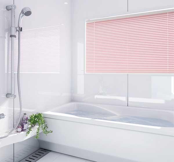 コストパフォーマンスに優れたアルミブラインド トーソー コルトブラインド スラット はね の角度を調節することで 調光や外からの視線をコントロールできます ブラインド 浴室 コルト25浴窓テンションタイプ 超特価SALE開催 ビス不要タイプ TOSO 遮光 幅40cm~80cm×丈11cm~80cm WEB限定 浴室用 羽幅25mm