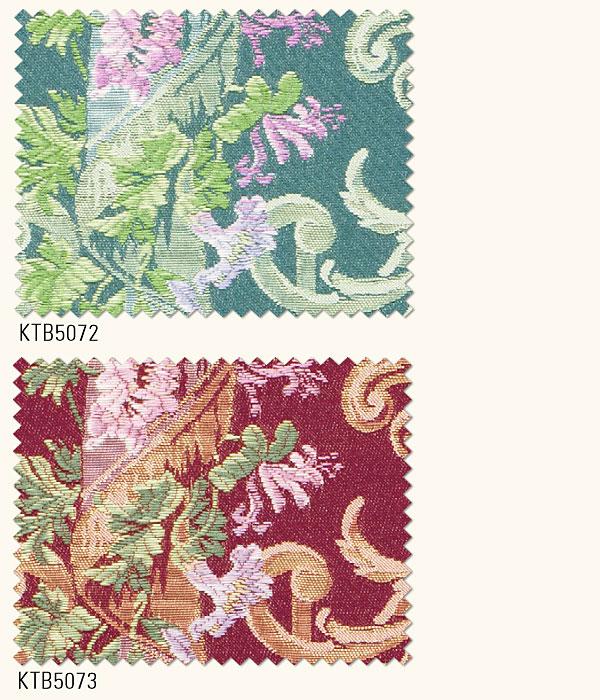カーテンオーダーカーテンリヨン織物美術館東リプラスボヌールKTB5072~KTB5073フラット縫製(FT)幅525~660cm×丈201~220cm