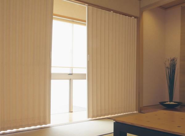 TOSO アコーディオンドア(アコーディオンカーテン) クローザーライト ジェイトーン 幅151~175cm×丈161~180cm