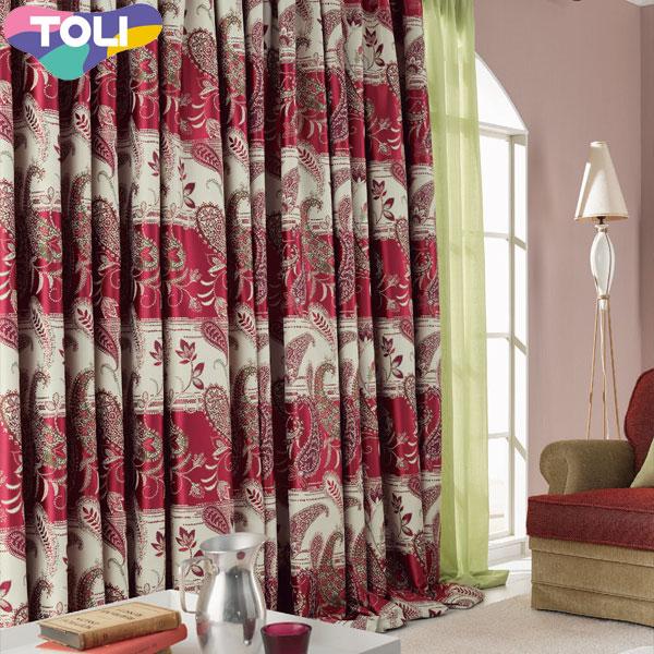 東リ オーダーカーテン フフル TKF10193 エレガンス カーテン フラット縫製 幅50~126cm×丈81~100cm