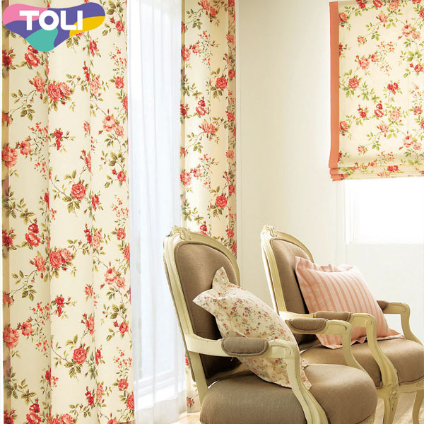 東リ オーダーカーテン フフル TKF10207 エレガンス カーテン フラット縫製 幅127~271cm×丈101~120cm