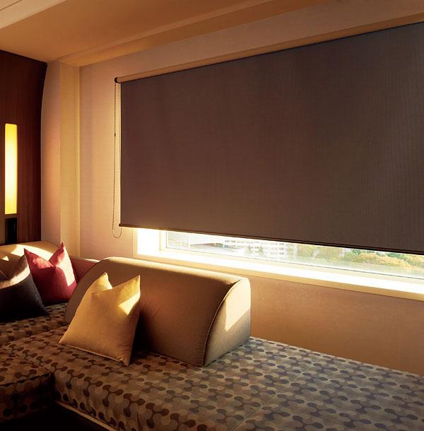 ロールスクリーン ニチベイ レフィBC ロールカーテン 幅81~120cm×丈161~200cm