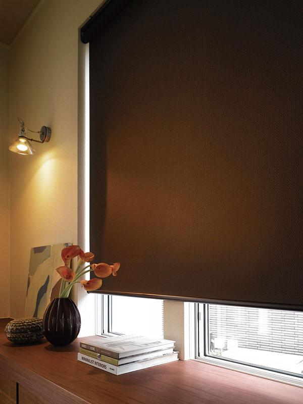 ロールスクリーン ニチベイ アルカ ウォッシャブルタイプ ロールカーテン 幅31~50cm×丈251~300cm
