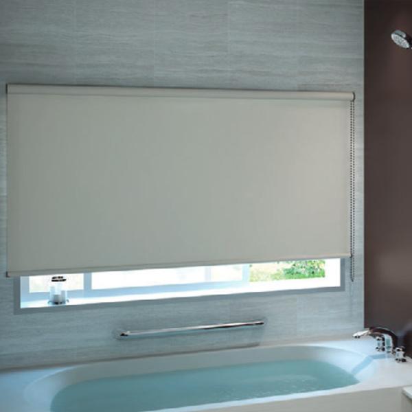 ロールスクリーン タチカワブラインド ラルク浴室タイプ rs7711~rs7713 ソンブル 幅25~49cm×丈81~120cm ロールカーテン オーダー 日本製 送料無料