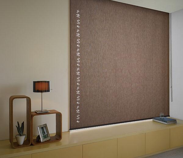 トーソー(TOSO) ロールスクリーン マイテックシーズ リペレント 幅40~50cm×丈60~80cm