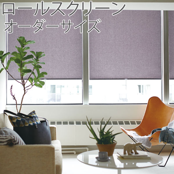 トーソー(TOSO) ロールスクリーン 小窓タイプ アーブル ウォッシャブル 省エネ 幅81~120cm×丈201~240cm