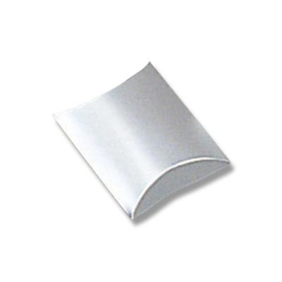 ゆうパケット 最新 6束まで送料200円 HEIKO 箱 ギフトボックス 10枚 好評 AX-2 AX型 銀 ピローボックス