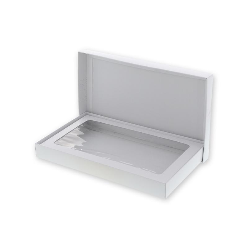 HEIKO 箱 デラックス白無地箱 代引き不可 エスプリ メーカー直売 10枚 DXタオル2本 DH-2