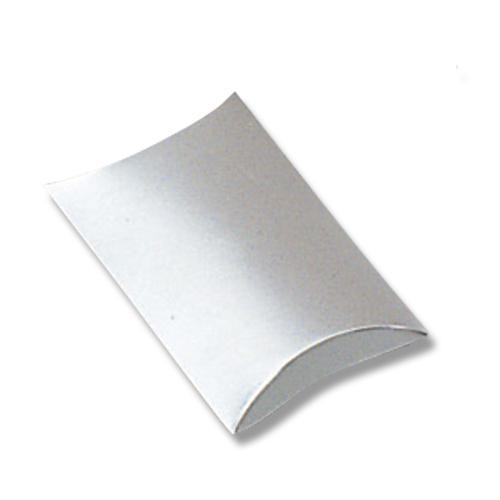 ●日本正規品● ゆうパケット 2束まで送料200円 HEIKO 箱 ギフトボックス AX型 銀 10枚 AX-6 代引き不可 ピローボックス