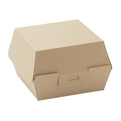 日時指定 HEIKO 食品容器 ネオクラフトボックス L バーガーボックス 20枚 おトク