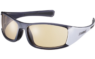 プロゴルファー石川遼使用モデル SWANS(スワンズ)サングラス HERO-N HR-0005(ホワイト)