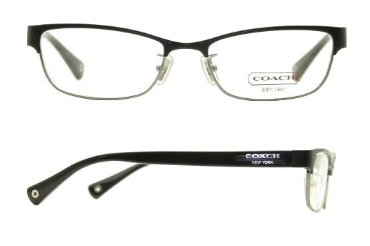 【伊達メガネOK】【レンズ別売】COACH 【コーチ】 HC5033T 51 9077