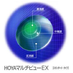【20ポイント付】HOYA マルチビューEX