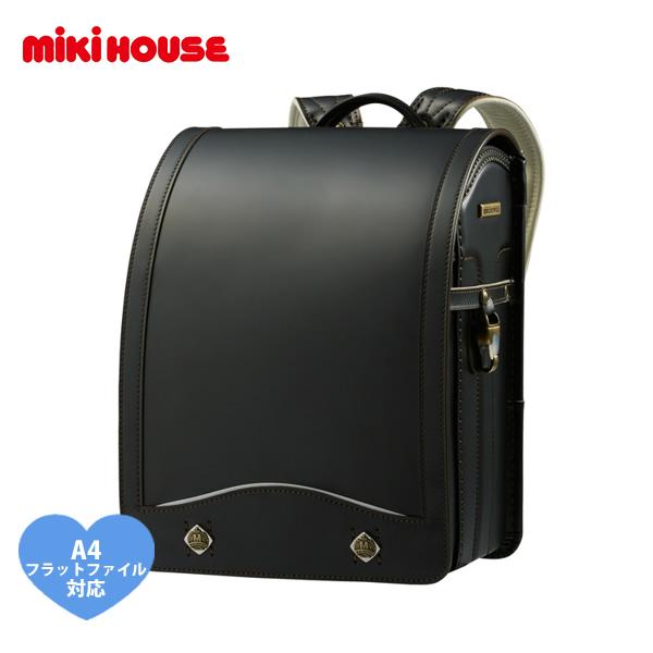 ミキハウス MikiHouse 日本製 コードバンランドセル 男の子 2021 ノベルティプレゼント【送料無料】