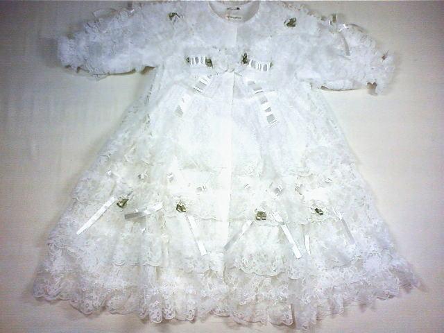さえら★ゴージャス新生児セレモニードレス